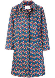 La Doublej chicken print coat