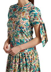 La Doublej Edition 24 Tie Short-Sleeve T-Shirt