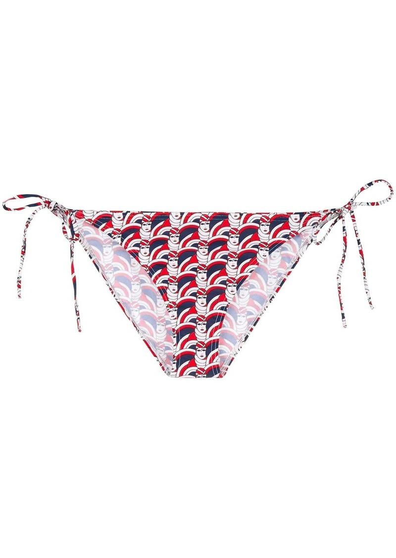 La Doublej Faccine bikini bottoms