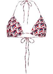 La Doublej Faccine bikini top