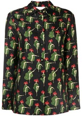 La Doublej flamenco dancer shirt