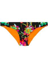 La Doublej floral print hip bikini bottoms