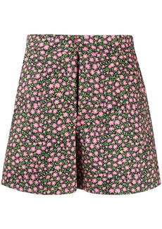 La Doublej Good Butt floral print shorts