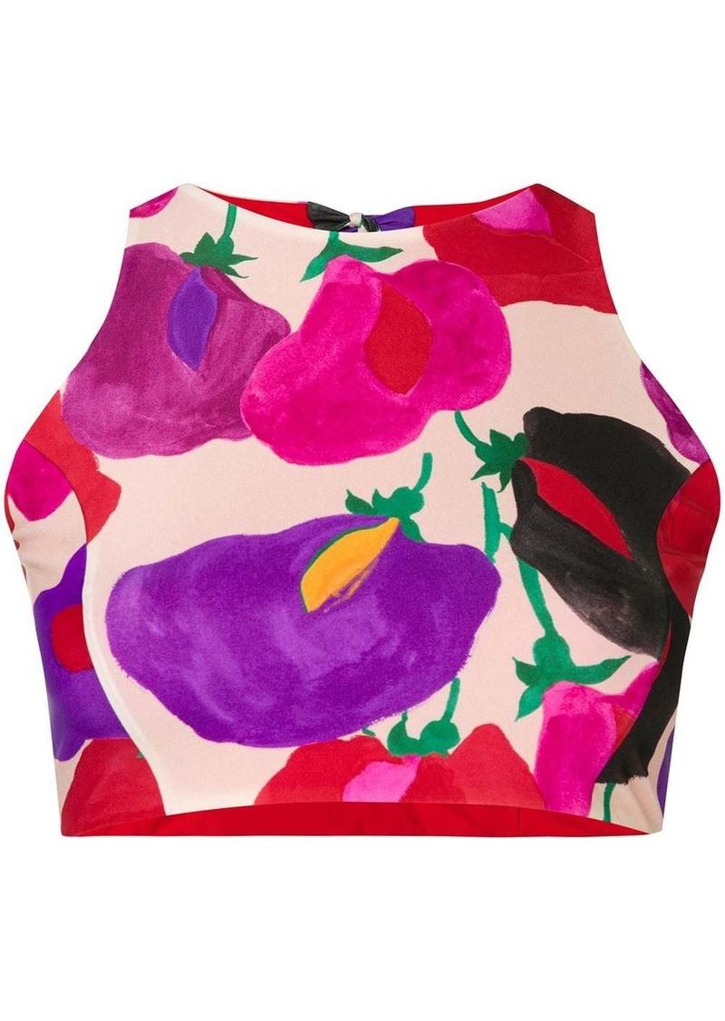 La Doublej halter neck bikini top