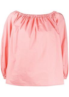 La Doublej Paloma off-the-shoulder shirt