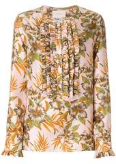 La Doublej Polinesia tuxedo shirt