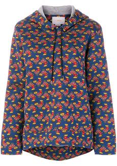 La Doublej printed hoodie