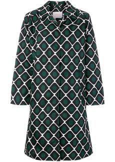 La Doublej printed pattern coat