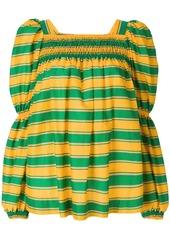 La Doublej striped blouse