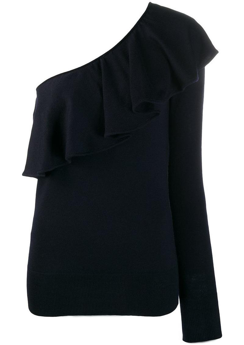 La Doublej Supreme one-shoulder top