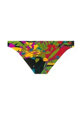 La Doublej tropical print hip bikini bottoms