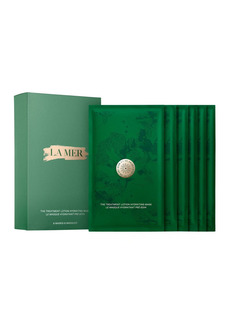 La Mer The Treatment Lotion Hydrating Masks, Set of 6