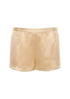 La Perla Silk Satin Satn Pajama Shorts
