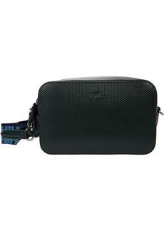 Lacoste Chantaco Crossbody Bag with Woven Fashion Strap