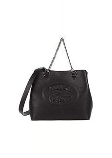 Lacoste Croco Crew Top-Handle Bag