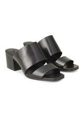 Lafayette 148 Donya Block Heel Sandal