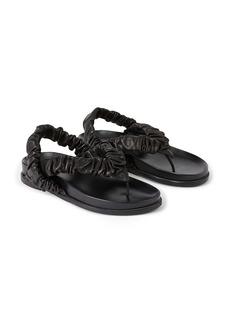Lafayette 148 Helene Slingback Thong Sandal (Women)