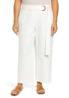 Lafayette 148 New York Broadway Cargo Pants (Plus Size)