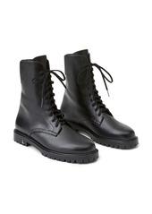 Lafayette 148 New York Finley Combat Boot (Women)