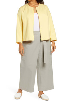 Lafayette 148 New York Griffith Jacket (Plus Size)