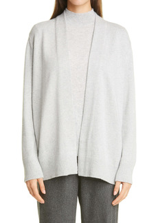 Lafayette 148 New York Sequin Open Front Cardigan