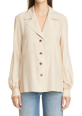 Lafayette 148 New York Therese Blouse