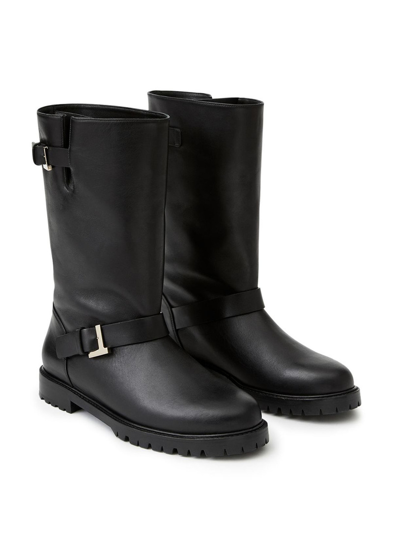Lafayette 148 New York Women's Jordan Buckled Boots