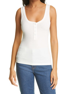 L'AGENCE Kate Henley Tank Top