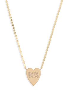 Lana Jewelry Boss Heart Necklace