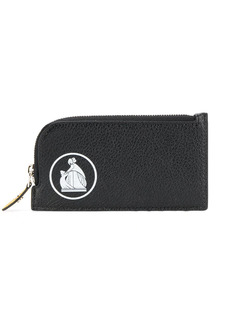 Lanvin Mother and Child print pouch