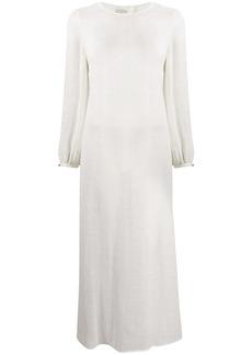 Le Kasha Aftieh open back dress