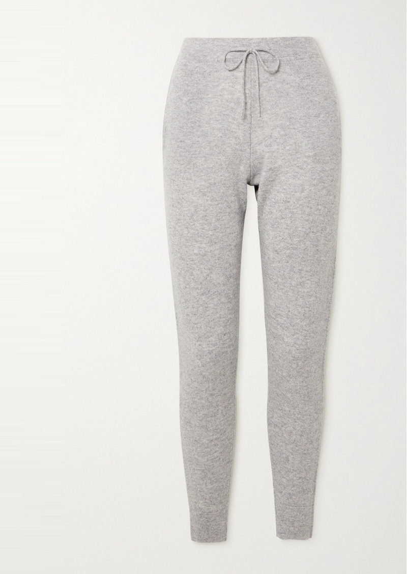 Le Kasha Kenya Cashmere Track Pants