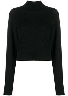 Le Kasha Madera ribbed cashmere jumper