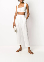 Le Kasha Widi cropped trousers
