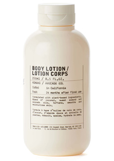 Le Labo Body Lotion