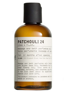 Le Labo Patchouli 24 Body Oil