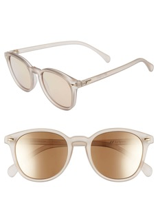 Le Specs Bandwagon 51mm Sunglasses