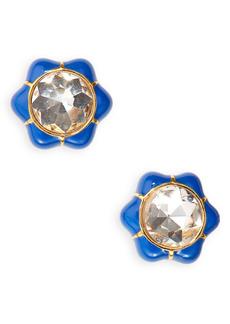 Lele Sadoughi Carnation Stud Earrings