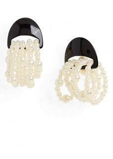 Lele Sadoughi Jellyfish Drop Earrings