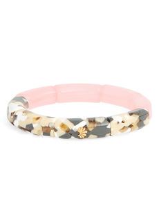 Lele Sadoughi Tube Bracelet