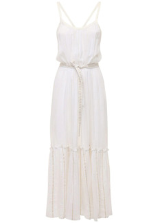 Lemlem Kelali Sun Cotton Long Dress