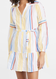 Lemlem Jima Mini Blouse Dress