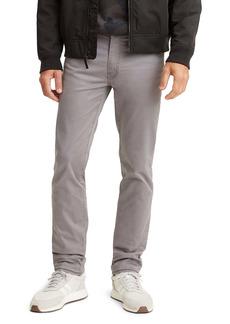 Levi's® 511™ Slim Fit Jeans (Steel Grey Sueded Sateen)