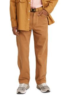 Levi's® Stay Loose Carpenter Pants (Medal Bronze Herringbone)