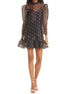LIKELY Rorra Long Sleeve Dress