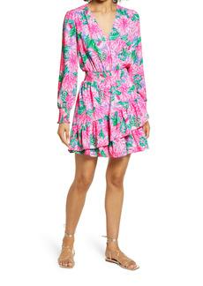 Lilly Pulitzer® Cristiana Stretch Long Sleeve Minidress