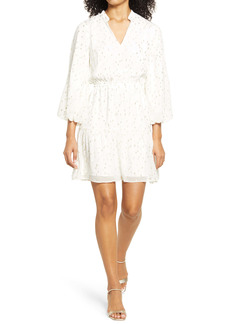 Lilly Pulitzer® Joella Long Sleeve Silk Dress