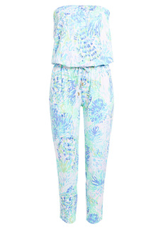 Lilly Pulitzer® Keely Strapless Jumpsuit