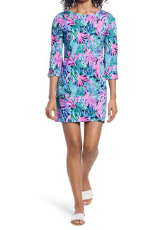 Lilly Pulitzer® Linden Pima Cotton Shift Minidress