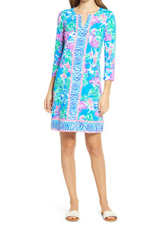 Lilly Pulitzer® Nadine Floral UPF 50+ Shift Dress
